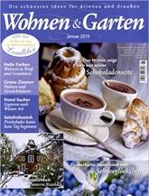Wohnen & Garten prenumeration