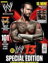 WWE Magazine prenumeration