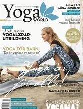 Tidningen Yoga World