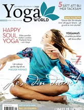 Yoga World prenumeration