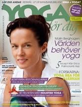 Tidningen Yoga f�r dig