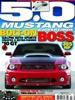 Tidningen 5.0 Mustang 12 nummer