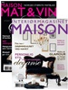 Bilde av Tidningen Maison Interiør og Mat & Vin 15 nummer