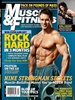 Bilde av Tidningen Muscle and Fitness 12 nummer