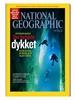 Bilde av Tidningen National Geographic 6 nummer