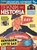 Tidningen Teknikhistoria 3 nummer