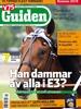 Tidningen V75 Guiden 10 nummer