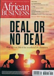 Tidningen African Business 11 nummer