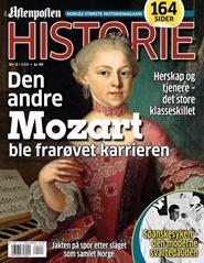 Tidningen Aftenposten Historie 3 nummer