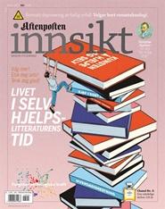 Tidningen Aftenposten Innsikt 12 nummer