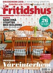 Tidningen Allt om Fritidshus 8 nummer