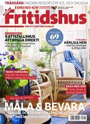 Tidningen Allt om Fritidshus 1 nummer