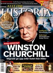 Tidningen Allt om Historia 3 nummer