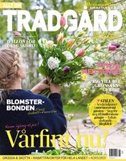 Tidningen Allt om Trädgård Tidningsprenumeration 16 nummer