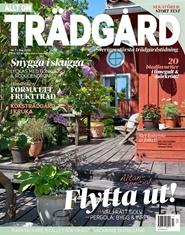 Tidningen Allt om Trädgård Tidningsprenumeration 3 nummer