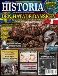 Tidningen Allt om Vetenskap Historia 4 nummer
