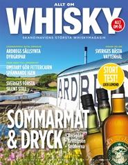 Tidningen Allt om Whisky 6 nummer
