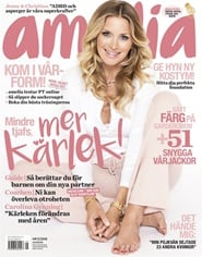 Tidningen Amelia 5 nummer