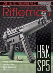 Tidningen American Rifleman (membership) 12 nummer