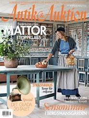 Tidningen Antik & Auktion 3 nummer