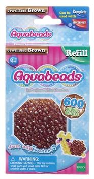 Tidningen Aquabeads Bruna juvelpärlor 1 nummer