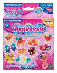 Tidningen Aquabeads Dazzling Ring Set 1 nummer