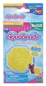 Tidningen Aquabeads Gula juvelpärlor 1 nummer
