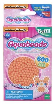 Tidningen Aquabeads Orange matta pärlor 1 nummer
