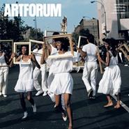 Tidningen Artforum International 10 nummer