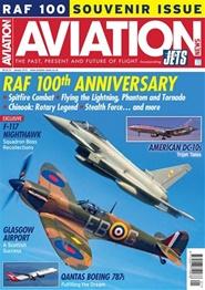 Tidningen Aviation News 12 nummer