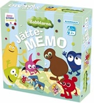 Tidningen Babblarna Jätte-Memo 1 nummer