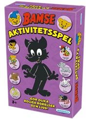 Tidningen Bamse aktivitetsspel 1 nummer