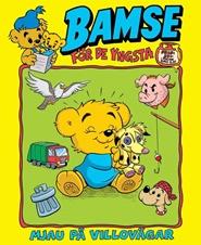 Tidningen Bamse för de yngsta - Tidningsprenumeration 10 nummer