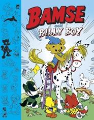 Tidningen Bamse och Billy Boy - Bok 1 nummer