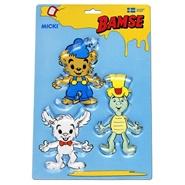 Tidningen Bamse kakformar 1 nummer