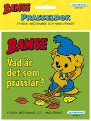 Tidningen Bamse, vad är det som prasslar? 1 nummer