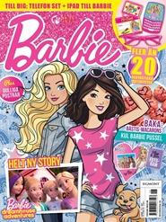 Tidningen Barbie 4 nummer