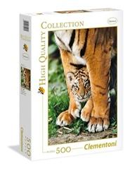 Tidningen Bengal Tiger Cub Pussel, 500 bitar 1 nummer