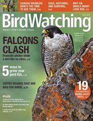 Tidningen Bird Watching 13 nummer