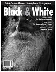 Tidningen Black & White Photographer 12 nummer