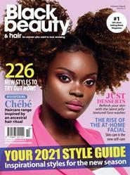Tidningen Black Beauty And Hair 6 nummer