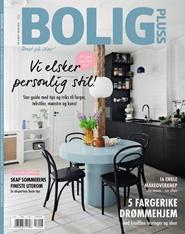 Tidningen Bolig Pluss 8 nummer