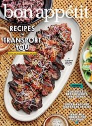 Tidningen Bon Appetit (US Edition) 11 nummer