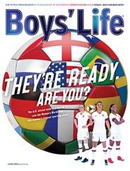 Tidningen Boy's Life 12 nummer