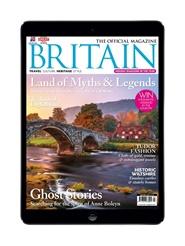 Tidningen Britain 6 nummer