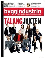 Tidningen Byggindustrin 12 nummer