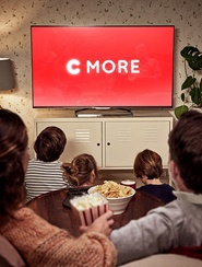 Tidningen C More TV4 1 nummer