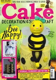 Tidningen Cake Craft & Decoration 12 nummer