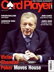 Tidningen Card Player Magazine 26 nummer