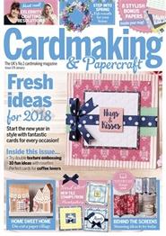 Tidningen Cardmaking & Papercraft 13 nummer